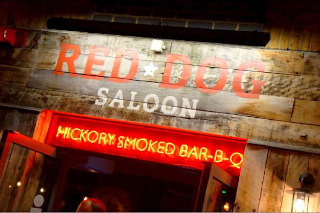 Red Dog Saloon Uk