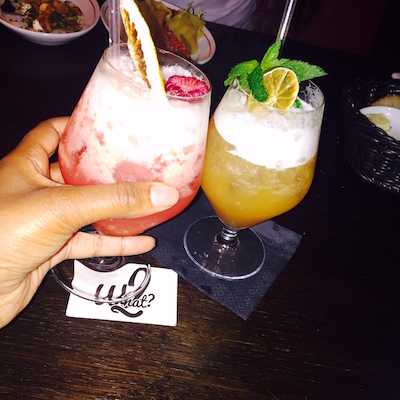 mash cocktails